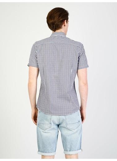 Colin's Kısa Kol Gömlek Beyaz